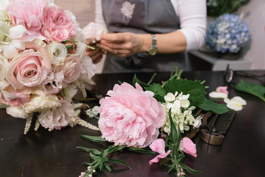 Bouquet sposa impeccabile