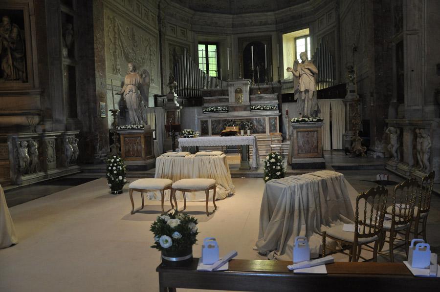 Matrimonio a San Pietro in Montorio