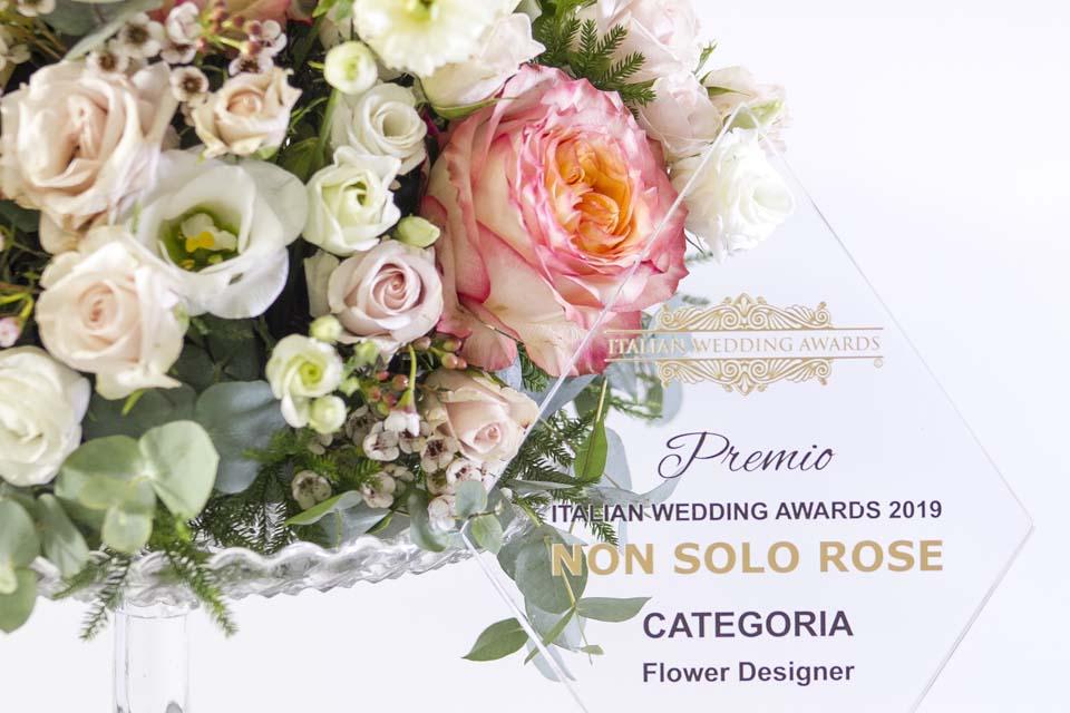Premio IWA miglior floral designer